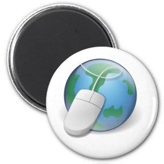 Web browser kühlschrankmagnete