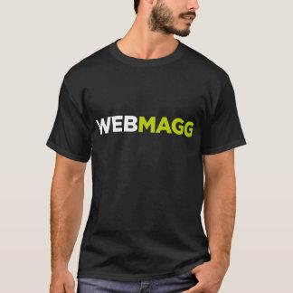WEBMAGG Logo - Licht auf Dunkelheit T-Shirt