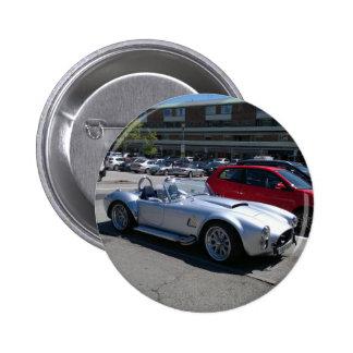 Wechselstrom-Kobra-Replik Runder Button 5,1 Cm