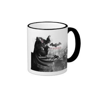 Wechselstrom-Plakat - Batman-Wasserspeier-Leiste Kaffee Tassen