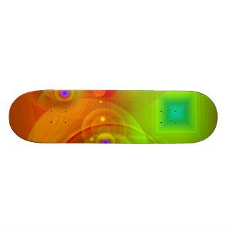 Wecken des dritten Auges Skateboard Brett
