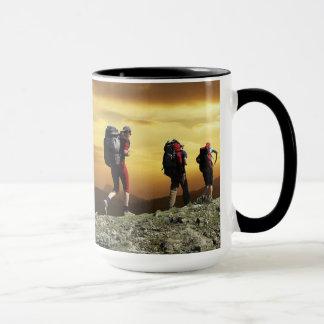 Wecker-Wanderungs-Tasse 1080 15 Unze Cobmo durch Tasse
