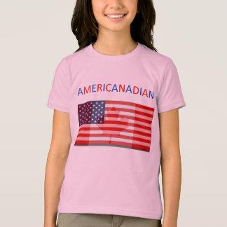 Weckert-stück AMERICANADIAN Mädchen T-Shirt