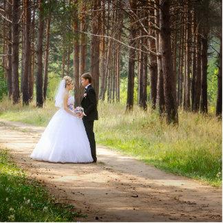 wedding fotoskulptur magnet