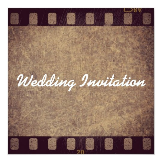 Wedding Invitation Karte