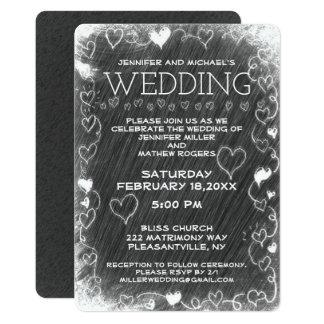 Wedding Vintage rustikale Tafel Karte
