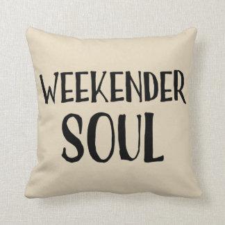Weekender-Soul Kissen