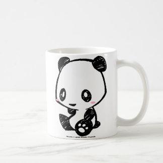 Weetle Panda Tee Tassen