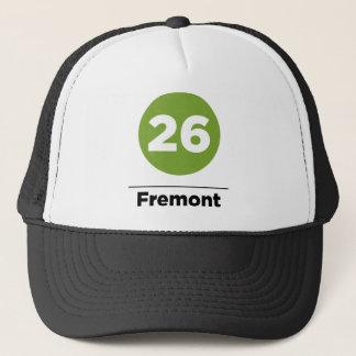 Weg 26 - Fremont Truckerkappe