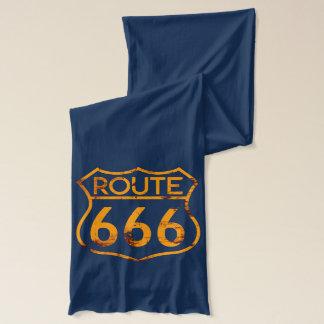 Weg 666 schal