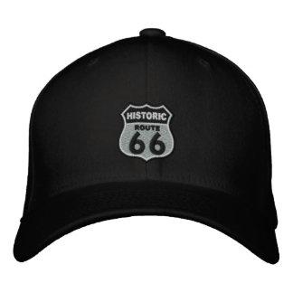 Weg 66 bestickte baseballkappen