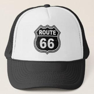 Weg 66 beunruhigt truckerkappe