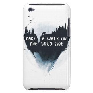 Weg auf der wilden Seite iPod Touch Case-Mate Hülle