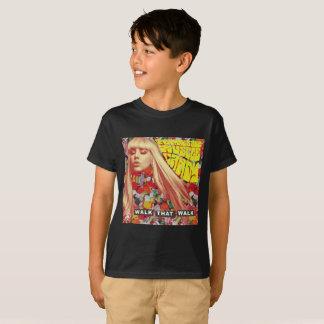 Weg, das grafisches T-Stück gehen T-Shirt