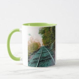 Weg der Einsamkeit Tasse