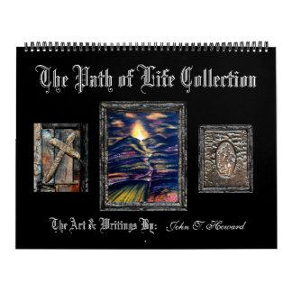Weg der Leben-Sammlung Kalender