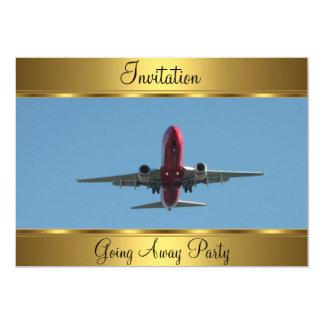 Weg gehen Party 12,7 X 17,8 Cm Einladungskarte