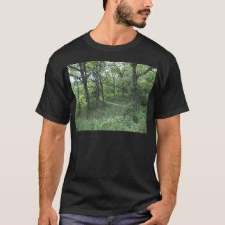 Weg in den Bergwerken von Spanien nahe Dubuque T-Shirt