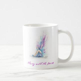Weg mit den Feen Kaffeetasse