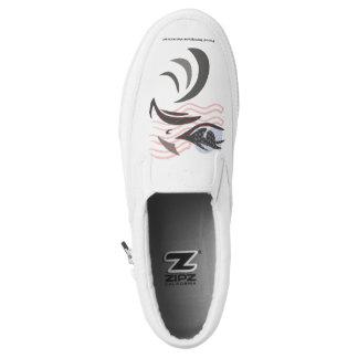 Weg mit einer Gewissenhaftigkeit Slip-On Sneaker