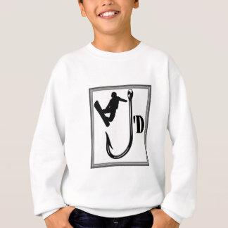 Weg vom Haken Sweatshirt