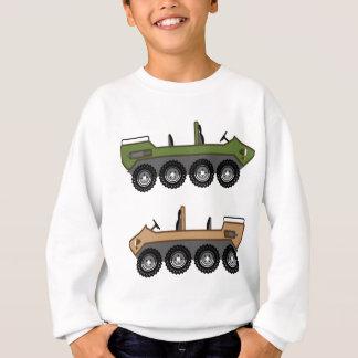 Weg vom Straßenfahrzeug-Dienstprogramm Sweatshirt