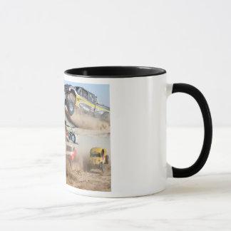 Weg von der Straßen-Tasse mit schwarzer Ordnung Tasse