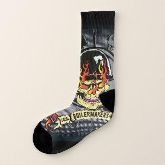 Weg wie ein Dämon Socken