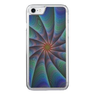 Weg zur Meditation Carved iPhone 7 Hülle
