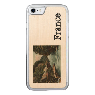 Wegde Pontebarra à Alleva Frankreich Carved iPhone 8/7 Hülle