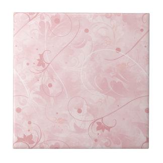 Weiblich, rosa, subtil, blaß, weich Rosa, Girly Fliese