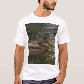 Weibliche Stockenten-Ente T-Shirt