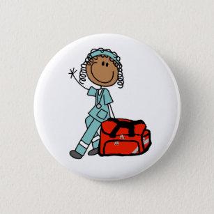 Atmungstherapeut Buttons | Zazzle.de