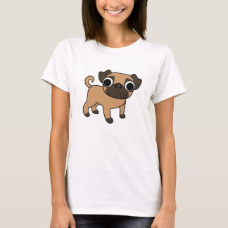 Weibliches Unterhemd Pug