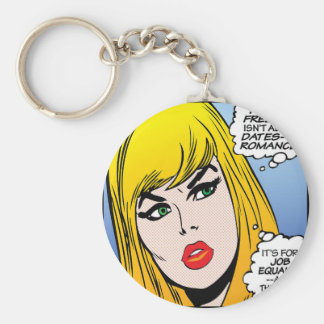 Weiblichfreiheit Schlüsselanhänger