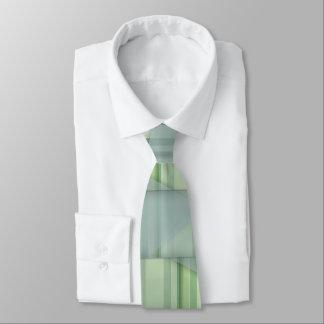 Weiche Krawatte des Ausschnitt-7 - abstrakter