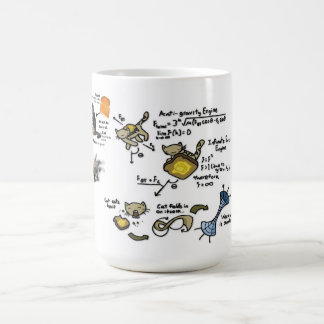 Weiche Miezekatze Kaffeetasse