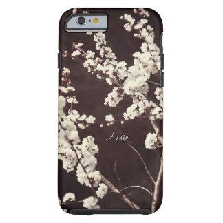 Weiche Ton-Kirschblüten Tough iPhone 6 Hülle