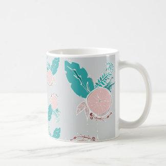 Weiche Tropen-Tasse Kaffeetasse
