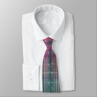 Weicher Ausschnitt lila 35 - abstrakter Entwurf - Bedruckte Krawatte