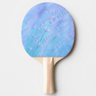weicher blasser Lavendel Tischtennis Schläger