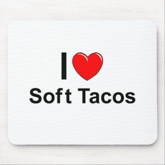 Weicher Tacos Mousepad