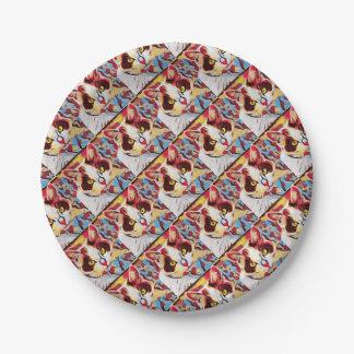 Weide Art23 Pappteller