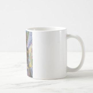 Weiden lassen der Kuh Kaffeetasse