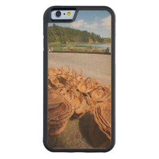 Weidenkörbe für Verkauf Bumper iPhone 6 Hülle Ahorn