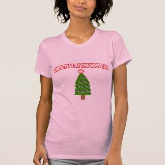 Weihnachten am Krankenhaus T-Shirt
