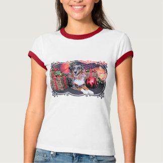 Weihnachten - Australier - Kiko T Shirt