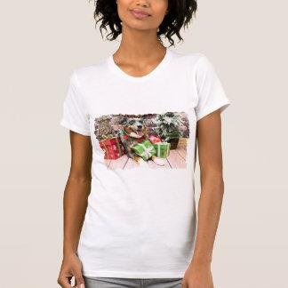 Weihnachten - australischer Schäfer - Kiko T Shirt