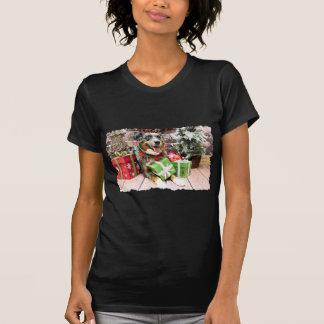 Weihnachten - australischer Schäfer - Kiko Hemden