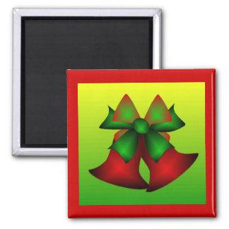 Weihnachten Bell II Kühlschrankmagnet